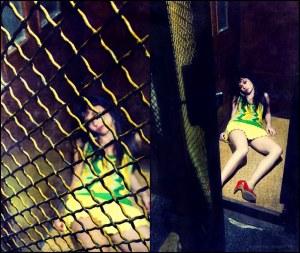The elevator 1